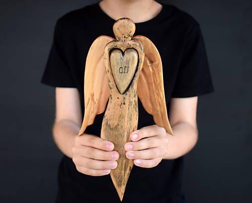 Anjel so srdcom