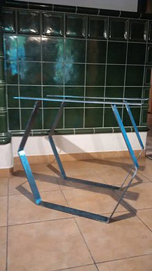 Nábytok - Podnož stola - 10714201_