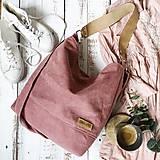 Kabelky - Lana (ružovo-béžová) - 10712917_