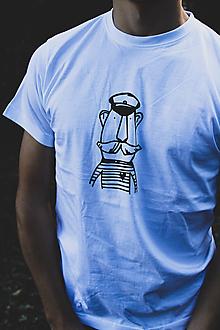 Tričká - Námorník Skip - pánske tričko - 10713025_