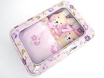 Hračky - Rozprávková krabička (Zajačiky) - 10712089_