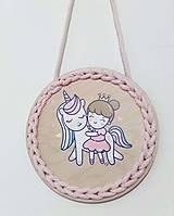 Dekorácie - Dekorácia Unicorn and princess - 10711979_