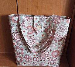 Veľké tašky - Taška (Bordová) - 10713448_
