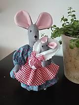 Hračky - Myšičky 🐁🐭 - 10714270_