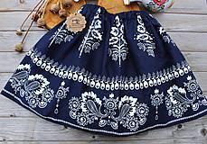 Detské oblečenie - Detská suknička...folk - 10711927_