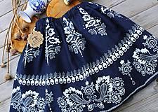 Detské oblečenie - Detská suknička...folk - 10711928_