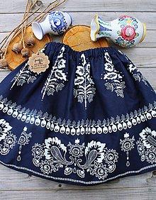 Detské oblečenie - Detská suknička...folk - 10711929_