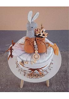 Detské doplnky - EASTER plienková torta - 10713971_