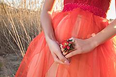 Kvetinový prstienok