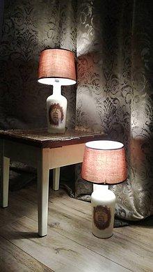 Svietidlá a sviečky - FlauteCouture - 10714836_