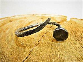 Náramky - Kovaný šperk - originál - 10714805_
