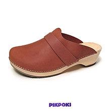 Obuv - pikpoki cinnamon - 10714540_