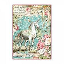 Papier - Ryžový papier DFSA4271 - A4 - 10712313_