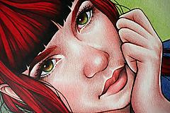 Kresby - Redhair - 10713239_