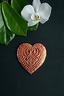 Darčeky pre svadobčanov - Srdce VIII. - 10715633_