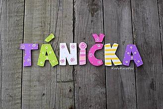 Tabuľky - Tánička - 10715841_