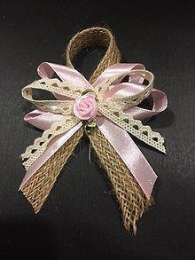 Darčeky pre svadobčanov - Prírodné svadobné pierka - 10716327_
