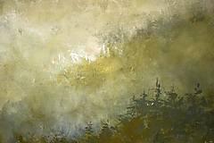 Obrazy - Nad lesmi - 10718027_