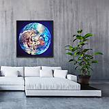 Grafika - My little planet / limited collection art print - 10716477_