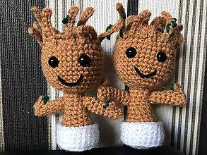 Hračky - Baby Groot - 10716933_