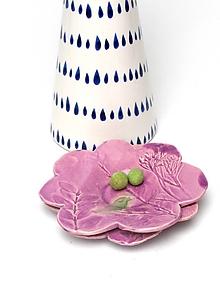 Nádoby - tanierik kvet - 10716671_