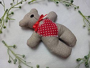 Darčeky pre svadobčanov - Macíky do ručičky - 10716076_