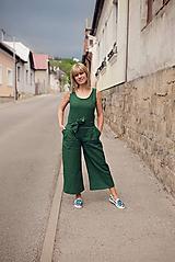 Iné oblečenie - Ľanový overal - 10720079_