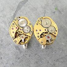 Šperky - LUXUSNÍ MANŽETOVÉ KNOFLÍČKY - strojky SWISS - 10719198_