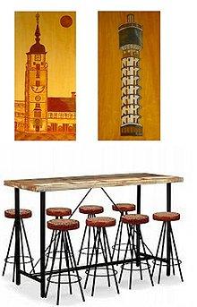 Obrazy - Vodárenská veža - 10719643_
