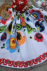 Detské oblečenie - Detská suknička... - 10718579_