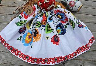 Detské oblečenie - Detská suknička... - 10718577_