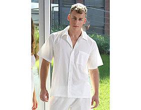 Pyžamy a župany - Lotus - košeľa s krátkym rukávom - 10718128_