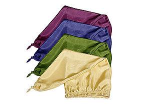 Pyžamy a župany - Lotus - čiapka na spanie, hodváb - 10718170_