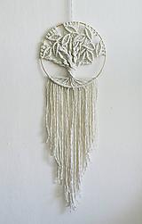 Dekorácie - macrame stromček - 10718773_