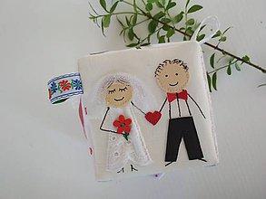 Darčeky pre svadobčanov - Svadba v kocke - 6 odtieňov sivej :-) - 10719828_
