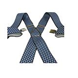 Iné doplnky - Traky X a Y (Modrá X) - 10718291_