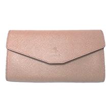 Peňaženky - Veľká dámska peňaženka (Žltá) - 10718119_