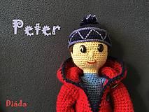 Hračky - Zaľúbenci Peter a Lucia - 10718631_