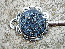 Náhrdelníky - key from your heart-opals - 10723309_