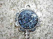 Náhrdelníky - key from your heart-opals - 10723313_