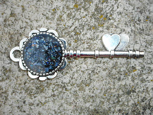 key from your heart-opals