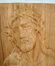 Dekorácie - Jezus - 10720454_