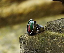 """Prstene - Nerezový prsten .."""" Flash """" - 10721213_"""