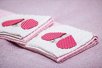 Textil - Minky deka - #dekOVKA - 10722413_