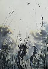 Obrazy - vo vysokej tráve - 10722065_