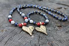 Náhrdelníky - ❤️sLOVEnsko náhrdelník *02❤️ - 10722588_