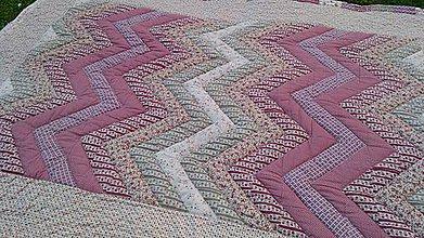 Úžitkový textil - Prehoz - 10722440_