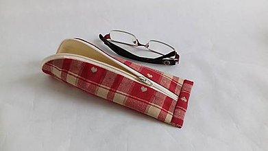 Taštičky - Obal na okuliare (peračník) - 10721276_