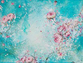 Obrazy - Kvety jednotka - 10722401_