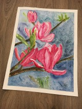 Obrazy - Magnolia - 10723247_